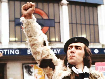 Picture of Robert Lindsay as Wolfie Smith