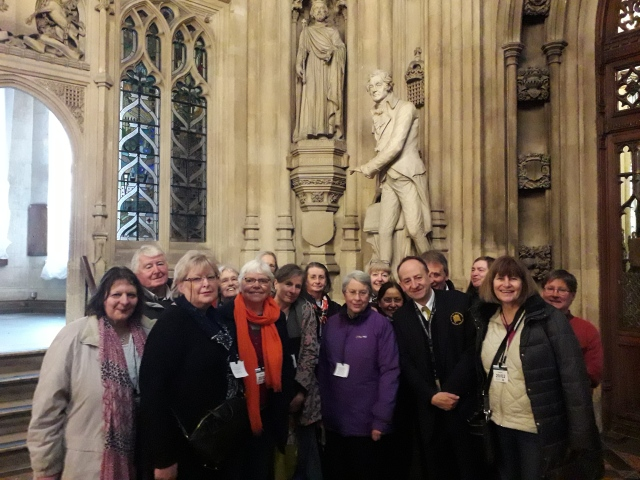 THG Members At Parliament
