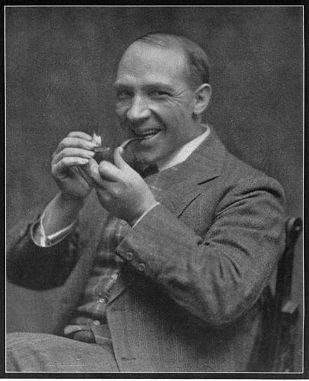 Picture of Harry Lauder taken in 1909
